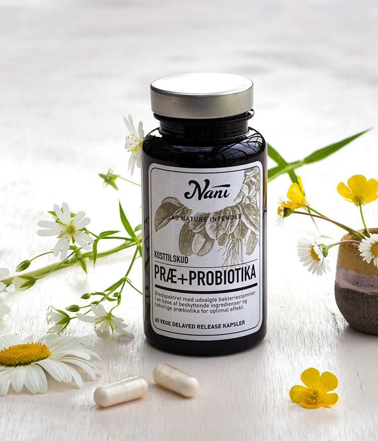 billede af NANI Præ+Probiotika