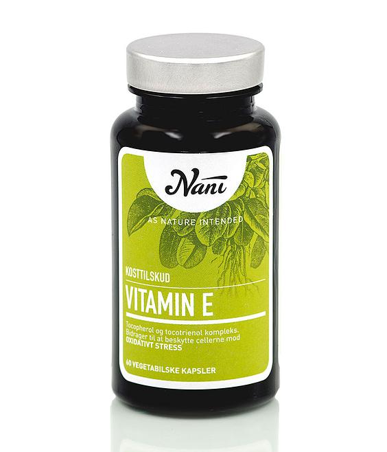 Billede af E vitamin fra NANI