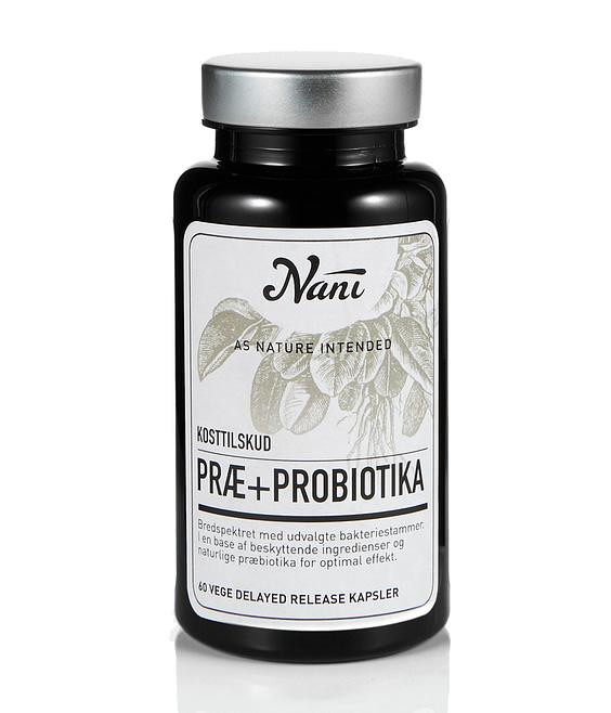 Billede af NANI mælkesyrebakterier - Nani kosttilskud af præ og probiotika af mælkesyrebakterie