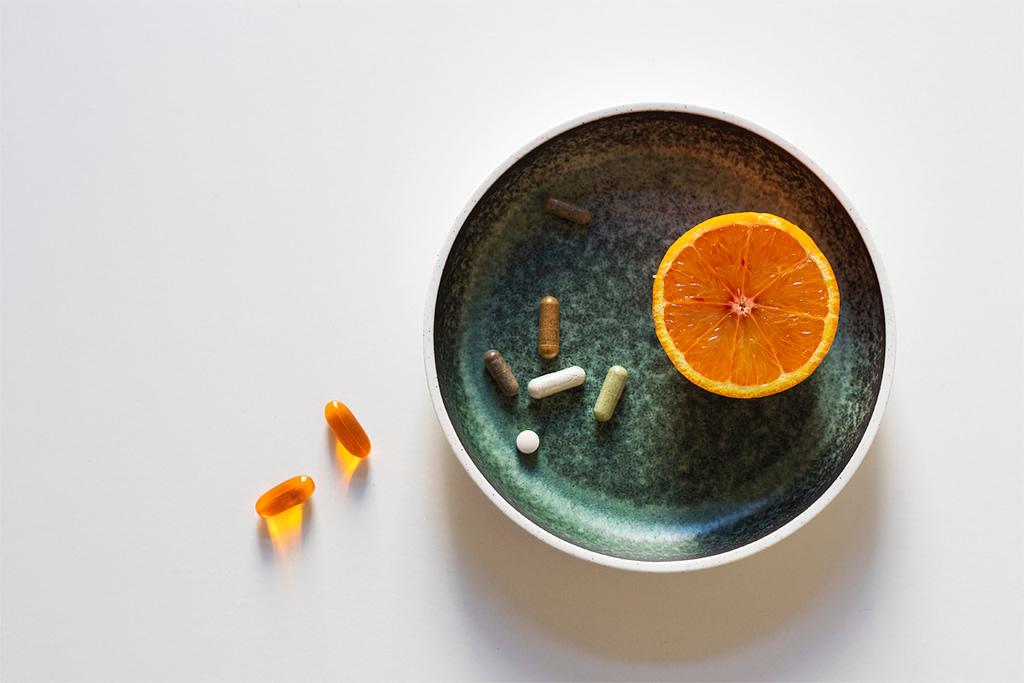 kosttilskud og piller